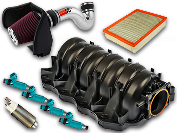 Air Intake & Fuel Injection Systems