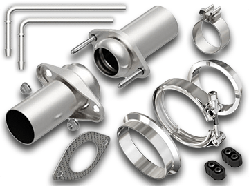 Exhaust Clamps, Hangers, Gaskets & Flanges