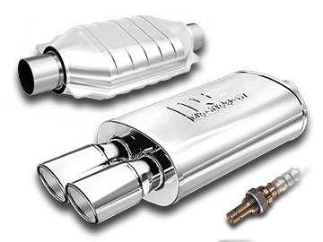 Exhaust & Emission Control Systems
