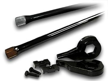 Torsion Bars & Components