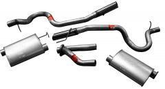 DynoMax WAL-19438 Super Turbo™ Cat-Back Dual Exhaust System Small Image