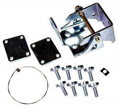 Dorman MOT-924-107 OE Solutions™ Front Lower Left Door Hinge Assembly Small Image