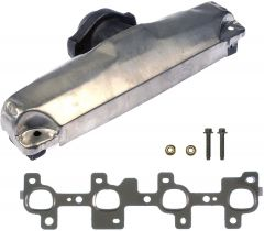 Dorman MOT-674-907 OE Solutions™ Cast Iron Exhaust Manifold - Includes Gaskets & Hardware Small Image