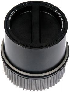 Dorman MOT-600-204 OE Solutions™ Four-Wheel Drive (4WD) Manual Locking Hub Small Image
