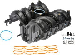 Dorman MOT-615-268 OE Solutions™ Upper Plastic Intake Manifold with Gasket Small Image