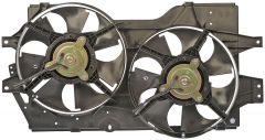 Dorman MOT-620-003 OE Solutions™ Radiator Fan Assembly without Controller Small Image