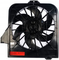 Dorman MOT-620-018 OE Solutions™ Radiator Fan Assembly without Controller Small Image