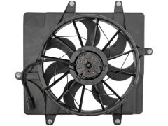Dorman MOT-620-022 OE Solutions™ Radiator Fan Assembly without Controller Small Image
