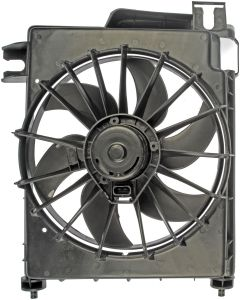 Dorman MOT-620-035 OE Solutions™ A/C Condenser Fan Assembly with Extra Harness Small Image