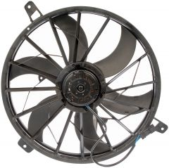 Dorman MOT-620-041 OE Solutions™ Radiator Fan Assembly without Controller Small Image
