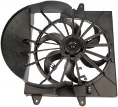 Dorman MOT-620-051 OE Solutions™ A/C Condenser Fan Assembly without Controller Small Image