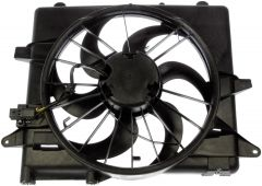 Dorman MOT-620-137 OE Solutions™ Radiator Fan Assembly with Resistor Small Image