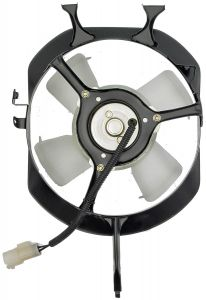 Dorman MOT-620-216 OE Solutions™ A/C Condenser Fan Assembly without Controller Small Image