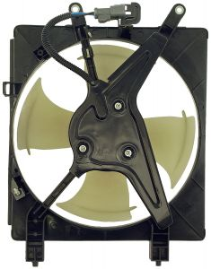 Dorman MOT-620-220 OE Solutions™ A/C Condenser Fan Assembly without Controller Small Image
