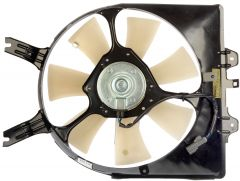 Dorman MOT-620-244 OE Solutions™ A/C Condenser Fan Assembly without Controller Small Image