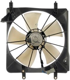 Dorman MOT-620-258 OE Solutions™ Radiator Fan Assembly without Controller Small Image
