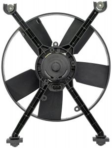 Dorman MOT-620-632 OE Solutions™ Radiator Fan Assembly without Controller Small Image