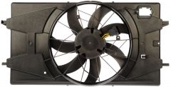 Dorman MOT-620-691 OE Solutions™ Radiator Fan Assembly with Extra Harness Small Image