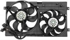 Dorman MOT-620-773 OE Solutions™ Radiator Fan Assembly without Controller Small Image