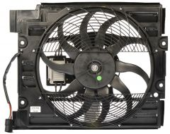 Dorman MOT-620-904 OE Solutions™ A/C Condenser Fan Assembly with Controller Small Image