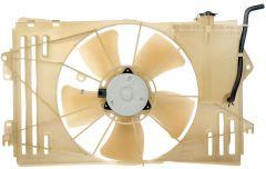 Dorman MOT-620-968 OE Solutions™ Radiator Fan Assembly with Reservoir Small Image