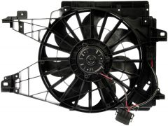 Dorman MOT-621-102 OE Solutions™ Radiator Fan Assembly without Controller Small Image