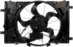 Dorman MOT-621-445 OE Solutions™ Radiator Fan Assembly with Controller Small Image
