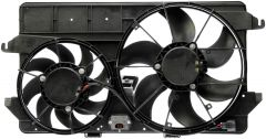 Dorman MOT-621-450 OE Solutions™ Radiator Fan Assembly without Controller Small Image
