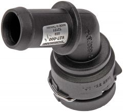Dorman MOT-627-000 OE Solutions™ HVAC Quick Disconnect 45° Heater Hose Barb Connector Small Image