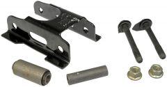 Dorman MOT-722-009 OE Solutions™ Rear Position Leaf Spring Shackle Kit Small Image