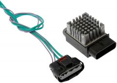 Dorman MOT-902-310 OE Solutions™ Radiator Fan Relay and Pigtail Small Image