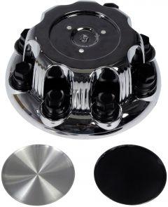 Dorman MOT-909-028 OE Solutions™ Chrome Wheel Center Cap Small Image