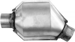 """Walker WAL-93247 Ultra® Universal Oval Federal Catalytic Converter - (2.25"""" IN/2.25"""" OUT) Small Image"""