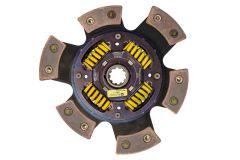 Advanced Clutch Technology ACT-6266302 6-Pad Sprung Race Clutch Friction Disc  Small Image
