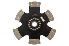 Advanced Clutch Technology ACT-6280008 6-Pad Rigid Race Clutch Friction Disc Small Image