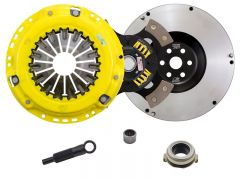 Advanced Clutch Technology ACT-ZX5-HDG4 Heavy Duty™ Pressure Plate & Race Series™ Sprung 4-Pad Clutch Kit Small Image