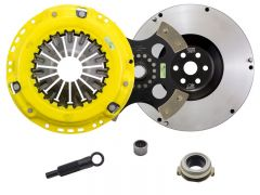 Advanced Clutch Technology ACT-ZX5-HDR4 Heavy Duty™ Pressure Plate & Race Series™ Rigid 4-Pad Clutch Kit Small Image