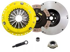 Advanced Clutch Technology ACT-ZX5-HDR6 Heavy Duty™ Pressure Plate & Race Series™ Rigid 6-Pad Clutch Kit Small Image