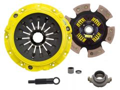 Advanced Clutch Technology ACT-ZX6-HDG6 Heavy Duty™ Pressure Plate & Race Series™ HD-M Sprung 6-Pad Clutch Kit Small Image