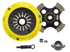 Advanced Clutch Technology ACT-ZX6-HDR4 Heavy Duty™ Pressure Plate & Race Series™ HD-M Sprung 6-Pad Clutch Kit Small Image