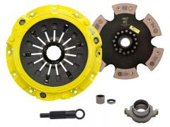 Advanced Clutch Technology ACT-ZX6-HDR6 Heavy Duty™ Pressure Plate & Race Series™ HD-M Sprung 6-Pad Clutch Kit Small Image