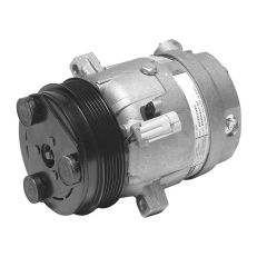 DENSO DEN-471-9184 First Time Fit® A/C Compressor with Clutch Small Image