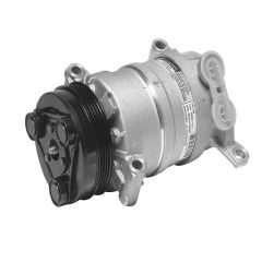 DENSO DEN-471-9186 First Time Fit® A/C Compressor with Clutch Small Image