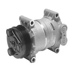DENSO DEN-471-9187 First Time Fit® A/C Compressor with Clutch Small Image