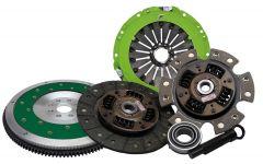 Fidanza FDZ-798572 QWIK-REV™ V-2 Series™ Combo Clutch Kit with Aluminum Flywheel Small Image