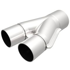 """MagnaFlow MAG-10735 Stainless Steel 10? Exhaust Y-Pipe - (2"""" ID, 2.5"""" OD, 8"""" Length) Small Image"""