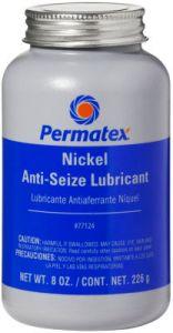 Nickel Anti-Seize Lubricant (226 g / 8 oz Brush-Top Bottle)