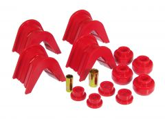 Prothane PTN-6-1903 Red Steering Rack Bushings Small Image