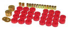 Prothane PTN-7-137 Red Body Mount Bushing Kit Small Image
