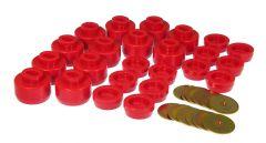 Prothane PTN-7-143 Red Body Mount Bushing Kit Small Image